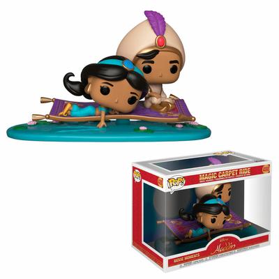Figurine Aladdin Funko POP! Movie Moments Bobble Head Magic Carpet Ride 9cm