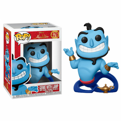 Figurine Aladdin Funko POP! Genie with Lamp 9cm