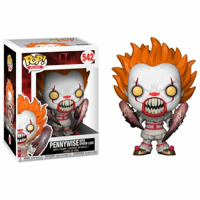 Figurine « Il » est revenu Funko POP! Pennywise with Spider Legs 9cm