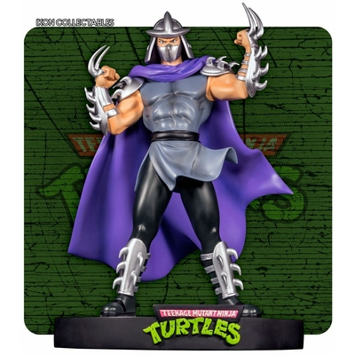 Statuette Les Tortues Ninja Shredder 34cm