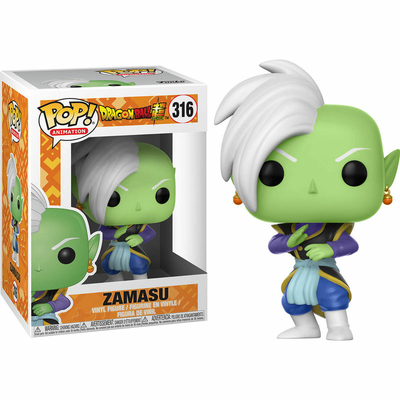 Figurine Dragon Ball Super Funko POP! Zamasu 9cm