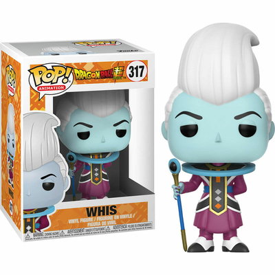 Figurine Dragon Ball Super Funko POP! Whis 9cm