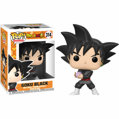 Figurine Dragon Ball Super Funko POP! Goku Black 9cm