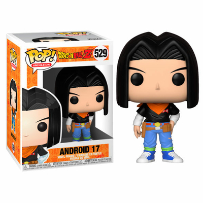 Figurine Dragon Ball Z Funko POP! Android 17 - 9cm