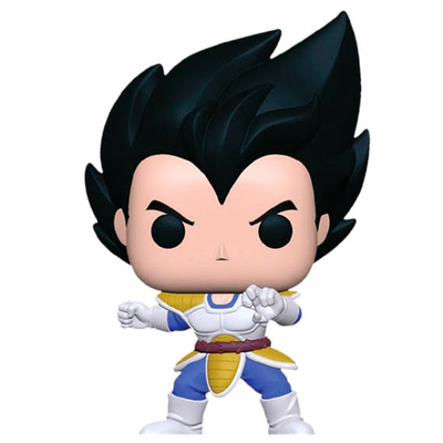 Figurine Dragon Ball Z Funko POP! Vegeta 9cm
