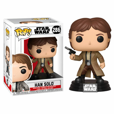 Figurine Star Wars Funko POP! Endor Han 9cm