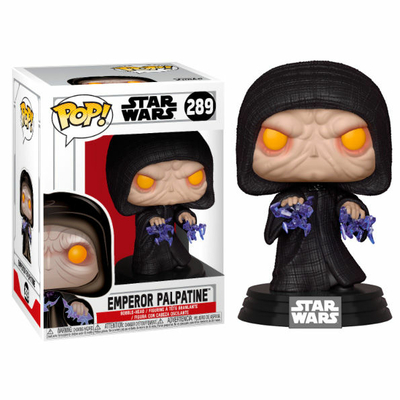 Figurine Star Wars Funko POP! Emperor Palpatine 9cm