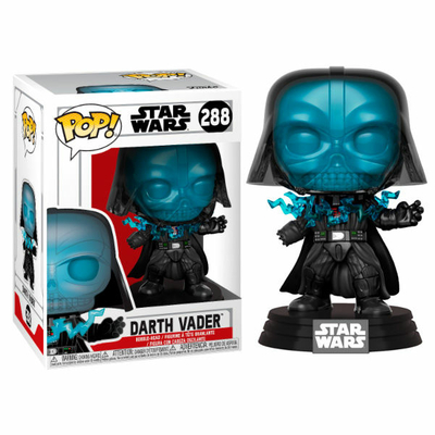 Figurine Star Wars Funko POP! Electrocuted Vader 9cm