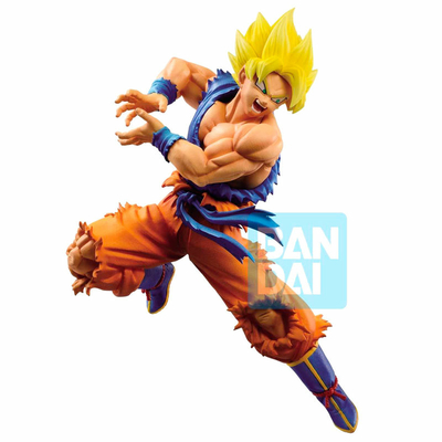 Statuette Dragon Ball Super Z-Battle Super Saiyan Son Goku 16cm