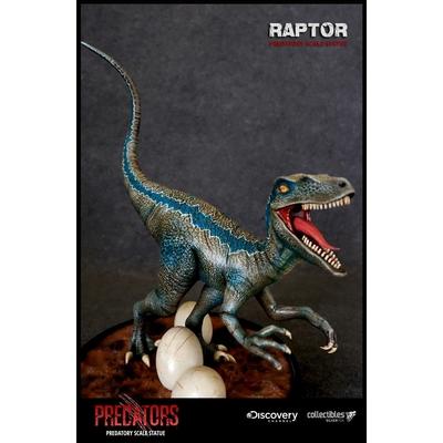 Statuette Predators Predatory Scale Raptor 26cm