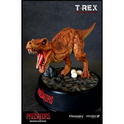 Statuette Predators Predatory Scale T-Rex 23cm