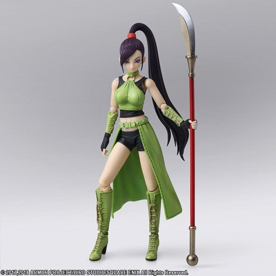 Figurine Dragon Quest XI Echoes of an Elusive Age Bring Arts Jade 15cm