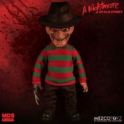 Figurine Nightmare On Elm Street Mega Scale Freddy Krueger 38cm