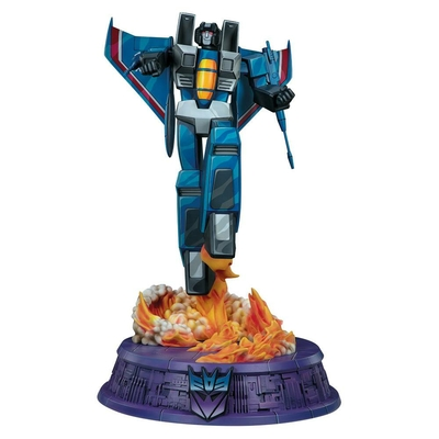 Statuette Transformers Museum Scale Thundercracker G1 - 67cm