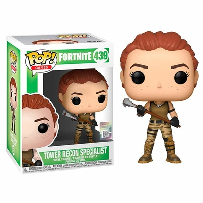 Figurine Fortnite Funko POP! Tower Recon Specialist 9cm
