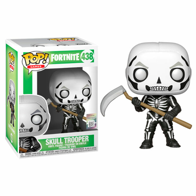 Figurine Fortnite Funko POP! Skull Trooper 9cm