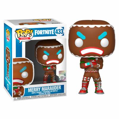 Figurine Fortnite Funko POP! Merry Marauder 9cm