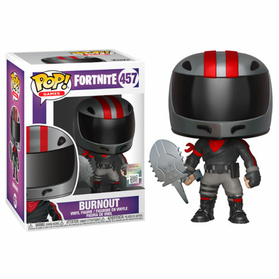 Figurine Fortnite Funko POP! Burnout 9cm