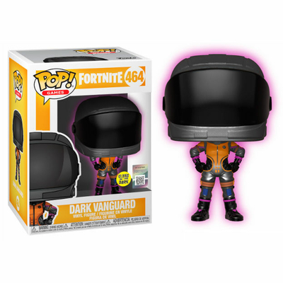 Figurine Fortnite Funko POP! Dark Vanguard GITD 9cm