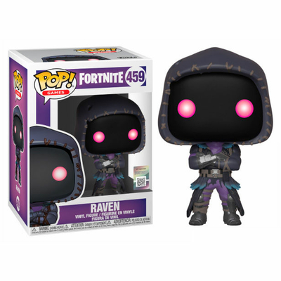 Figurine Fortnite Funko POP! Raven 9cm