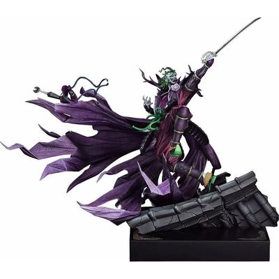 Statuette Batman Ninja Sengoku Joker Takashi Okazaki Ver. 45cm