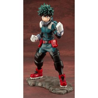 Statuette My Hero Academia ARTFXJ Izuku Midoriya 21cm
