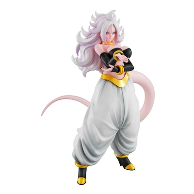 Statuette Dragon Ball Gals Android 21 Transformed Ver. 21cm