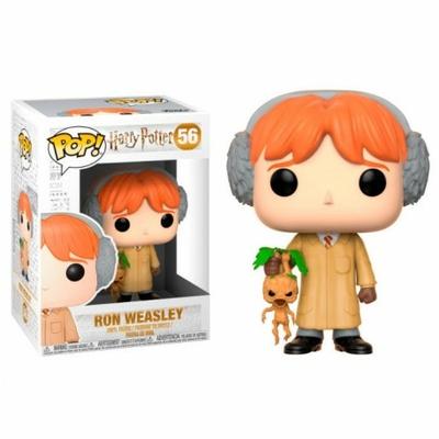Figurine Harry Potter Funko POP! Ron Weasley Herbology 9cm