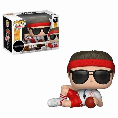 Figurine Supernatural Funko POP! Dean in Gym Outfit Exclu