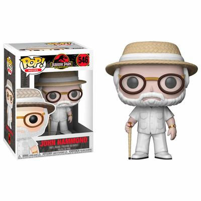 Figurine Jurassic Park Funko POP! John Hammond 9cm