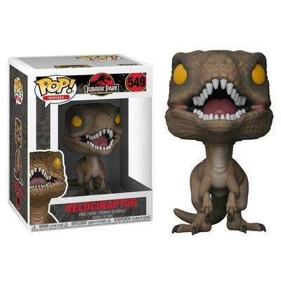 Figurine Jurassic Park Funko POP! Velociraptor 9cm