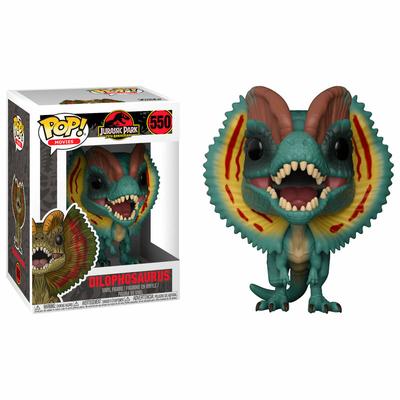 Figurine Jurassic Park Funko POP! Dilophosaurus 9cm