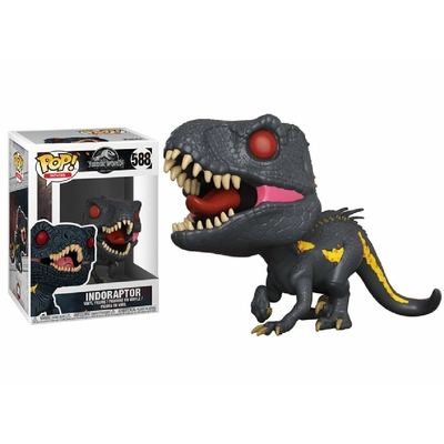 Figurine Jurrasic World 2 Funko POP! Indoraptor 9cm