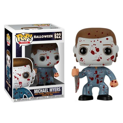 Figurine Halloween Funko POP! Michael Myers Bloody Exclu