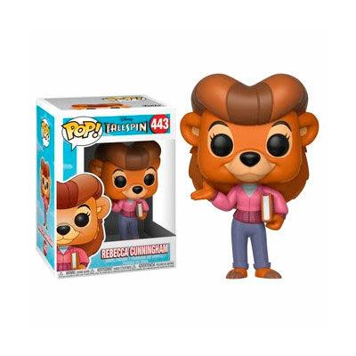 Figurine TaleSpin Funko POP! Disney Rebecca Cunningham 9cm