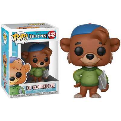Figurine TaleSpin Funko POP! Disney Kit Cloudkicker 9cm