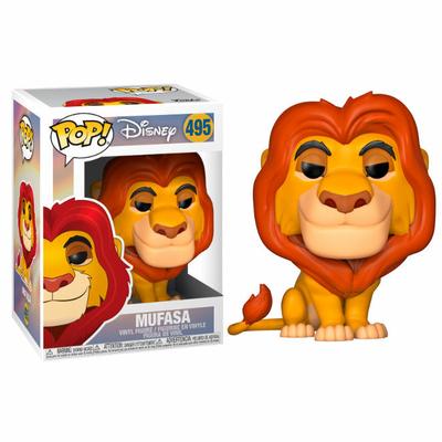 Figurine Le Roi lion Funko POP! Disney Mufasa 9cm