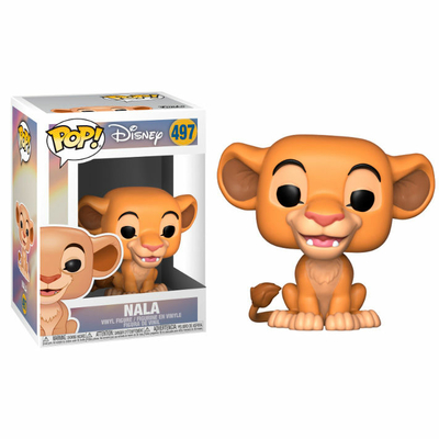 Figurine Le Roi lion Funko POP! Disney Nala 9cm