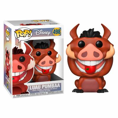 Figurine Le Roi lion Funko POP! Disney Luau Pumbaa 9cm