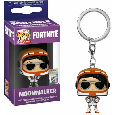 Porte-clés Fortnite Pocket POP! Moonwalker 4cm