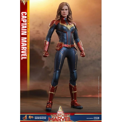 Figurine Captain Marvel Movie Masterpiece Captain Marvel 29cm