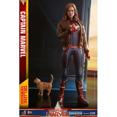 Figurine Captain Marvel Movie Masterpiece Captain Marvel Deluxe Ver. 29cm