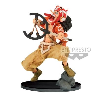 Statuette One Piece BWFC Usop Normal Color Ver. 15cm