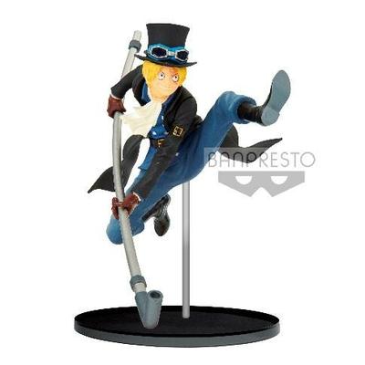 Statuette One Piece BWFC Sabo Normal Color Ver. 20cm