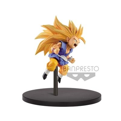 Statuette Dragon Ball Super Son Goku Fes Super Saiyan 3 - 10cm