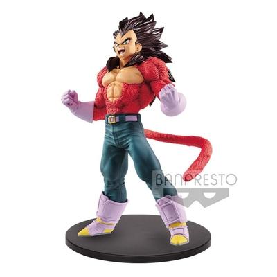 Statuette Dragon Ball GT Blood of Saiyans Super Saiyan 4 Vegeta Metallic Hair Color 20cm