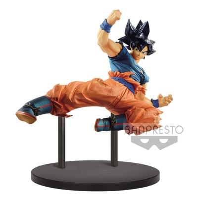 Statuette Dragon Ball Super Son Goku Fes Son Goku Ultra Instinct Sign 20cm
