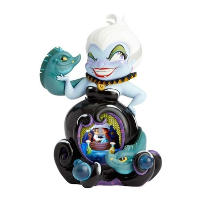 Statuette Ursula La Petite Sirène The World of Miss Mindy Presents Disney 25cm