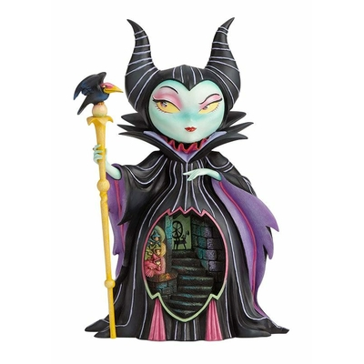 Statuette Maléfique La Belle au bois dormant The World of Miss Mindy Presents Disney 26cm
