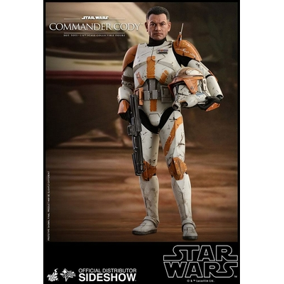 Figurine Star Wars Episode III Movie Masterpiece Commander Cody 30cm